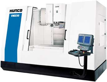 B & M MACHINE CORP. EXPANDS CAPACITY WITH HURCO® VMX50